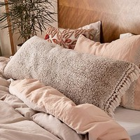Amped Fleece Convertible Pillow | Urban Outfitters