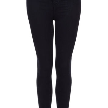 Highwaist Denim Look Jeggings - Clothing - Topshop