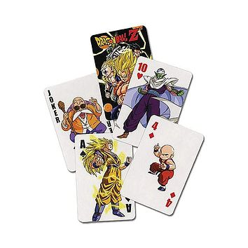 Dragon Ball Z™ Playing Cards