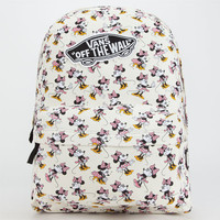 Vans Disney Minnie Mouse Realm Backpack White Combo One Size For Women 25708016701