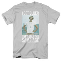 I Get Older, They Stay The Same Age