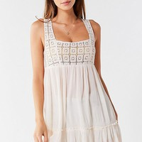 Out From Under Thalia Tiered Slip | Urban Outfitters