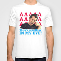 Markiplier x There's Something IN MY EYE ! T-shirt by Pazo