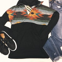 Aztec Babe Zip Up