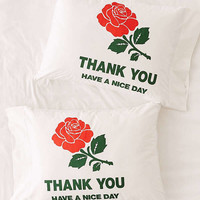 Chinatown Market For UO Thank You Pillowcase Set | Urban Outfitters