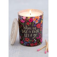 Let It Go Soy Candle