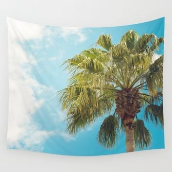 Let the Sunshine in Wall Tapestry by The Dreamery   Society6