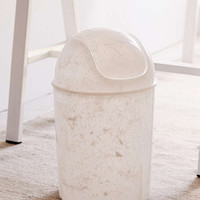Marble Mini Trash Can | Urban Outfitters