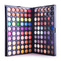 120 Color Eyeshadow Palette Professional Makeup Palette