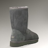 UGG Woman Men Fashion Wool Snow Boots-5
