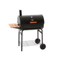 Char-Griller Pro Deluxe 29 in. Charcoal Grill 2828 at The Home Depot - Mobile