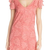 BB Dakota 'Jacqueline' Lace Shift Dress | Nordstrom