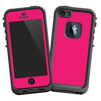"""Raspberry """"Protective Decal Skin"""" for LifeProof fre iPhone 5/5s Case"""