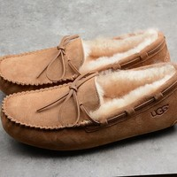 Men's UGG warm cotton shoes men's shoes _1686248855-057