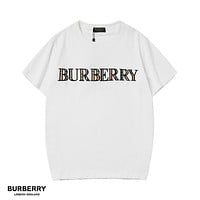 Burberry Woman Men Fashion Tunic Shirt Top Blouse