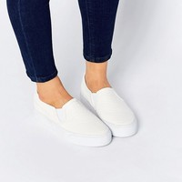 ASOS DULCIE Wide Fit Trainers at asos.com