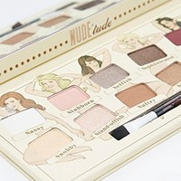 The Balm Nude 'Tude Eyeshadow Palette - Urban Outfitters