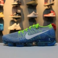 Nike Air VaporMax Flyknit 849558-022 Sport Running Shoes - Best Online Sale