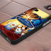Beauty and the beast disney carton F0012  Design   by lovelycustom
