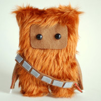 Star Wars Chewbacca Fur.15cm