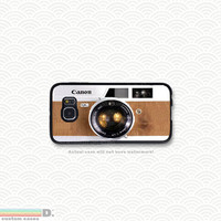VIntage Camera, Custom Phone Case for Galaxy S4, S5, S6