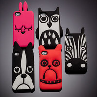 MARC BY MARC JACOBS 'Javier the Owl' iPhone 4 & 4S Case | Nordstrom