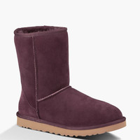 Ugg Classic Short Womens Boots Port  In Sizes