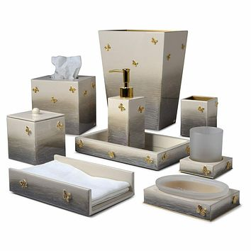 Breeze Natural & Gold Collection by Mike + Ally