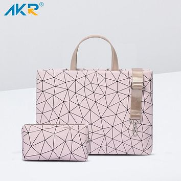 "Laptop BAG ONLY 11""12"" 13"" 14"" 15.6"" Geometric Case For MacBook Air/Pro 13.3"",15.4"" Shoulder Bag"