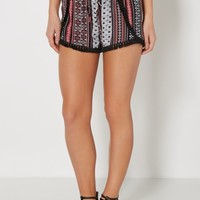 Tribal Envelope Tassel Short | Soft Shorts | rue21
