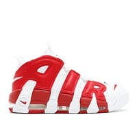 AIR MORE UPTEMPO Red/White