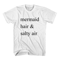 T-Shirt Mermaid Hair & Salty Air