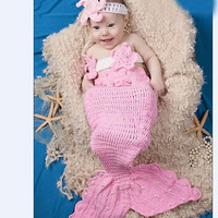 Newborn Baby Girls Boys Crochet Knit Costume Photo Photography Prop = 4457531972