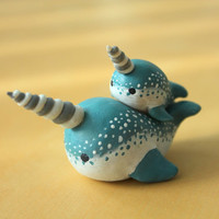 The Narwhals Beckon by lonelysouthpaw on Etsy