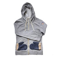 Toasty Time: The Toasty Time Women's Hoodie - Mineral