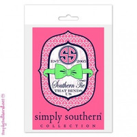 Simply southern Decal Pink Southern tie that binds us