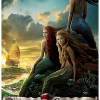Pirates of the Caribbean On Stranger Tides Sirens Movie Poster 11x17