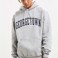 Champion Georgetown University Eco Fleece Hoodie Sweatshirt | Urban Outfitters