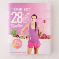 The Bikini Body 28-Day Healthy Eating & Lifestyle Guide By Kayla Itsines - Urban Outfitters