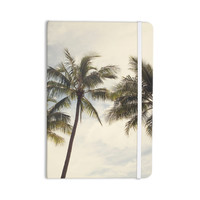 "Catherine McDonald ""Boho Palms"" Coastal Trees Everything Notebook"