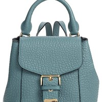 Burberry 'Belmont' Convertible Leather Backpack | Nordstrom
