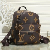 Women Fashion Leather Backpack Bookbag Daypack