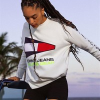 Tommy Jeans Sailing Crew-neck Sweatshirt #2899