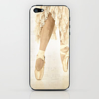 Just dance iPhone & iPod Skin by Wood-n-Images | Society6