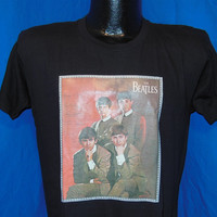 70s The Beatles Mid 60s Era Iron On t-shirt Medium