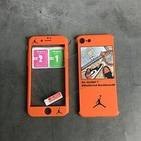 360  Shattered Backboard AJ1 iPhone Case