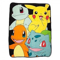 Pokemon Multi Character Throw