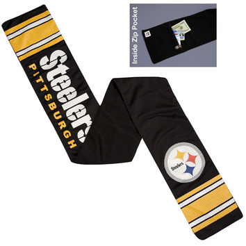 Pittsburgh Steelers NFL Jersey Scarf