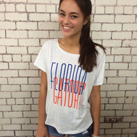 Florida Gators Tee - White