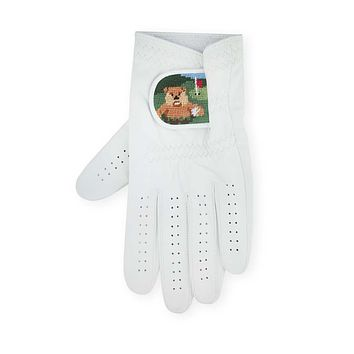 Gopher Needlepoint Golf Glove by Smathers & Branson